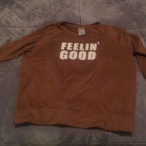 Feelin' Good Light Sweatshirt!
